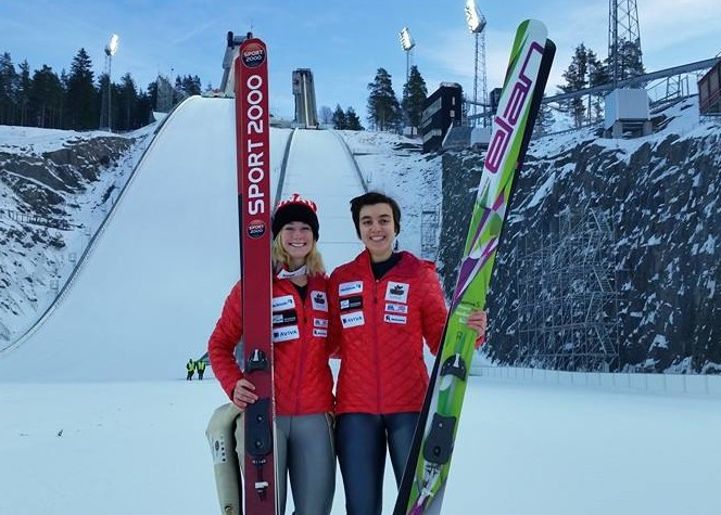 Great Weekend for Canadian Ski Jumpers
